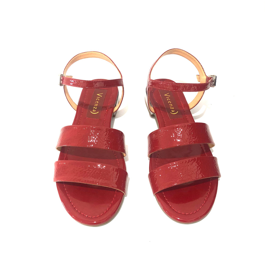 Brooke Low Heel Sandals