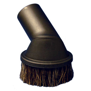 aiRider vacuum attachment horsehair dusting brush w/ swivel neck