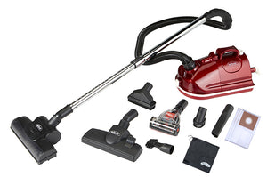 airider vacuum standard package with included attachments