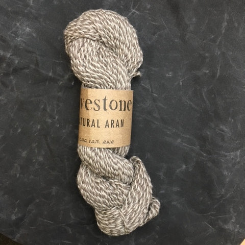 Dovestone Natural Aran Shade 7 - 100g British Wool