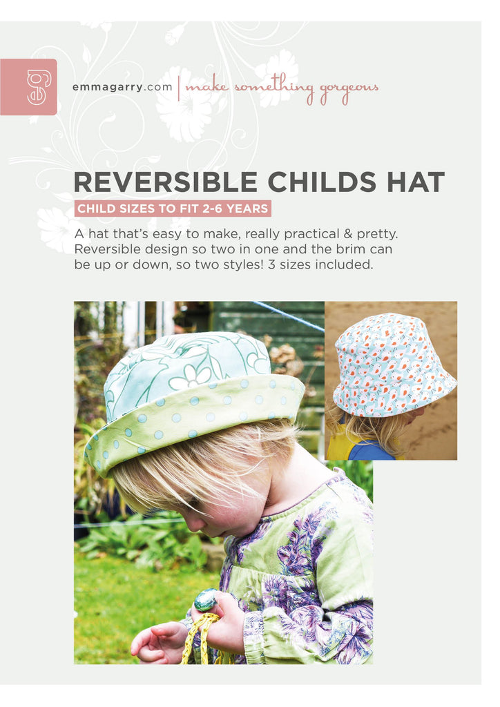 E.G. - Reversible Childs Hat
