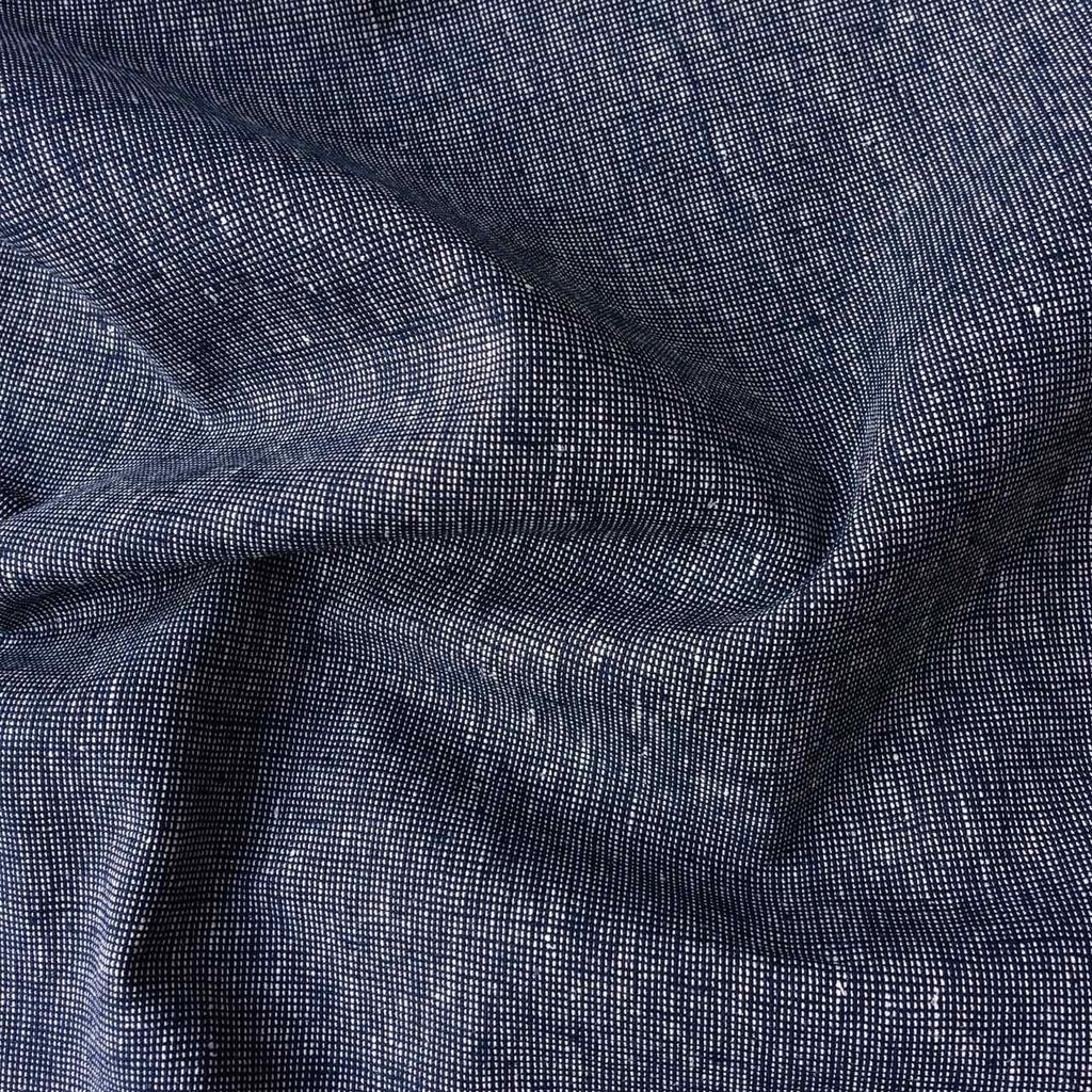 Robert Kaufman - Essex Homespun Navy