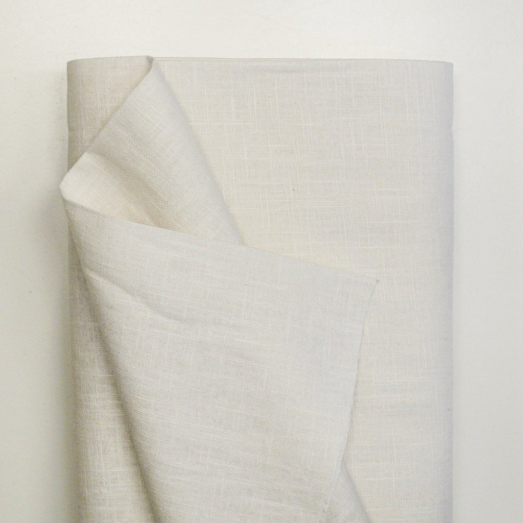 Linen - White (medium weight)