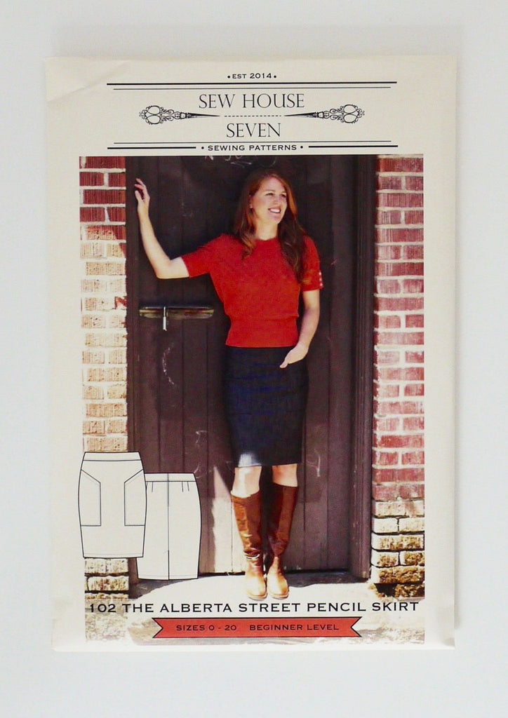 Sew House Seven - Pencil Skirt