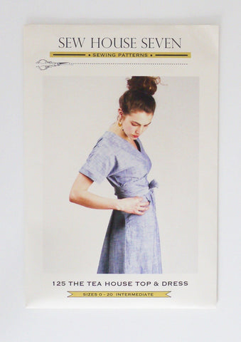 Sew House Seven - Tea House Top & Dress