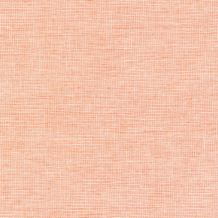 Robert Kaufman - Essex Homespun Linen Orangeade