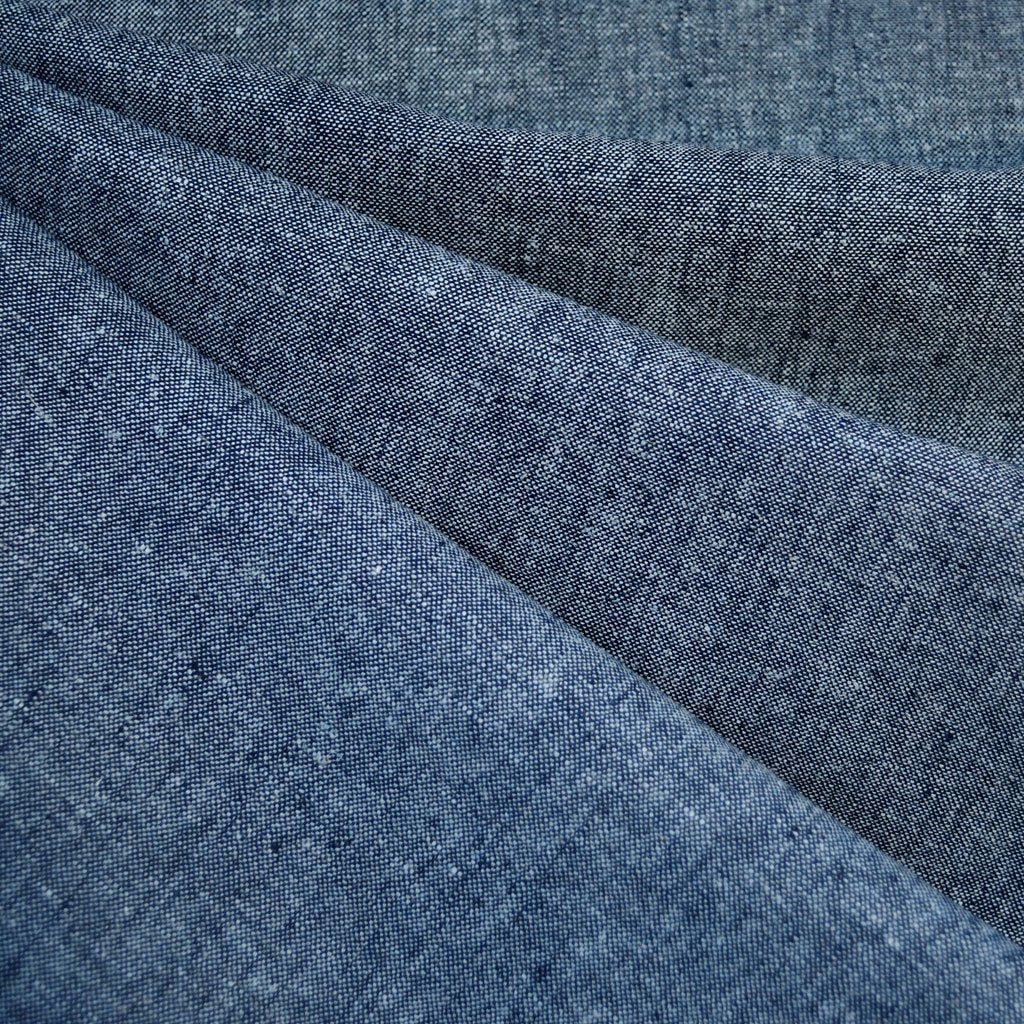 Robert Kaufman - Essex Yarn dyed Linen Nautical