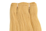 "22"" Length East-European Colored & Blond Weft Hair Extensions"
