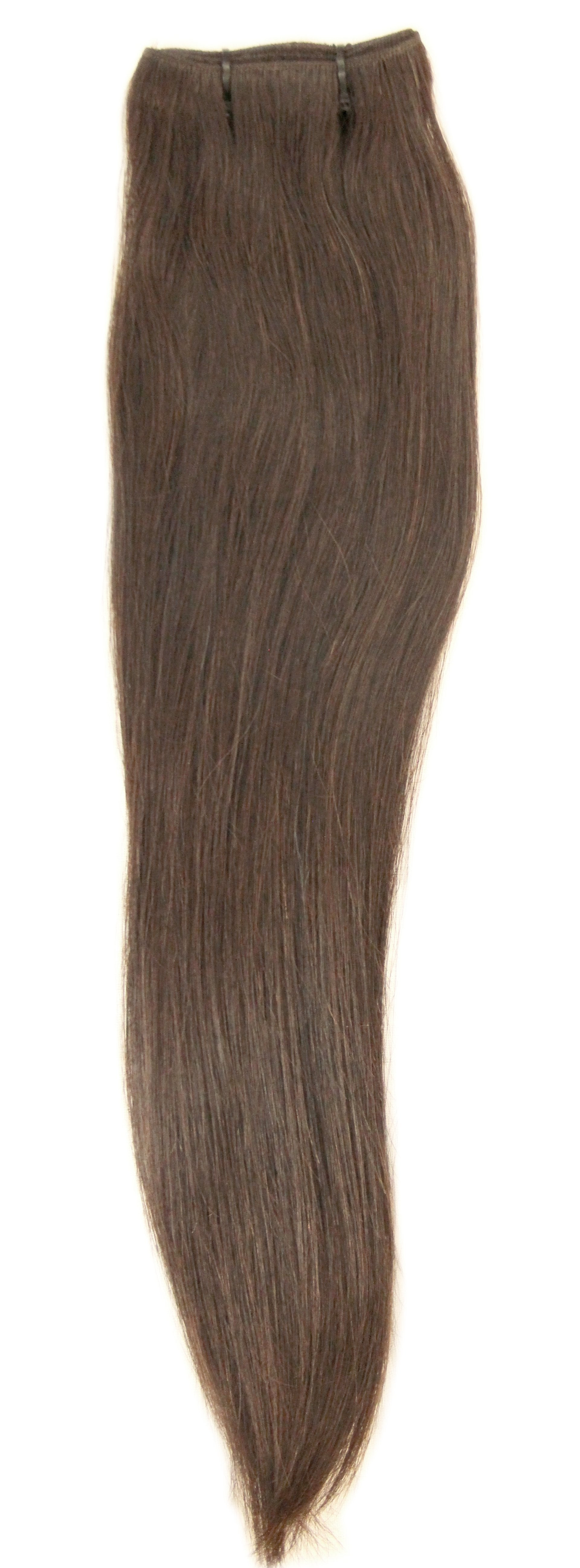 "16"" Length East-European Colored & Blond Weft Hair Extensions"