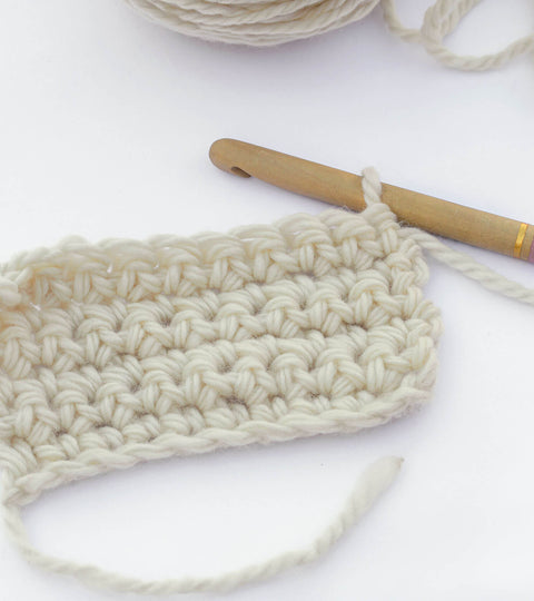 Crochet for beginners: The single crochet stitch