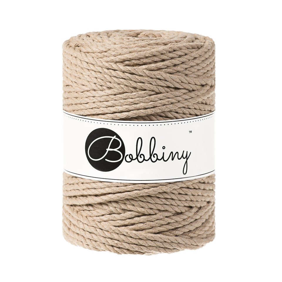 3PLY Macramé Rope 5mm - Fiber - [product_variant] - Max and Herb