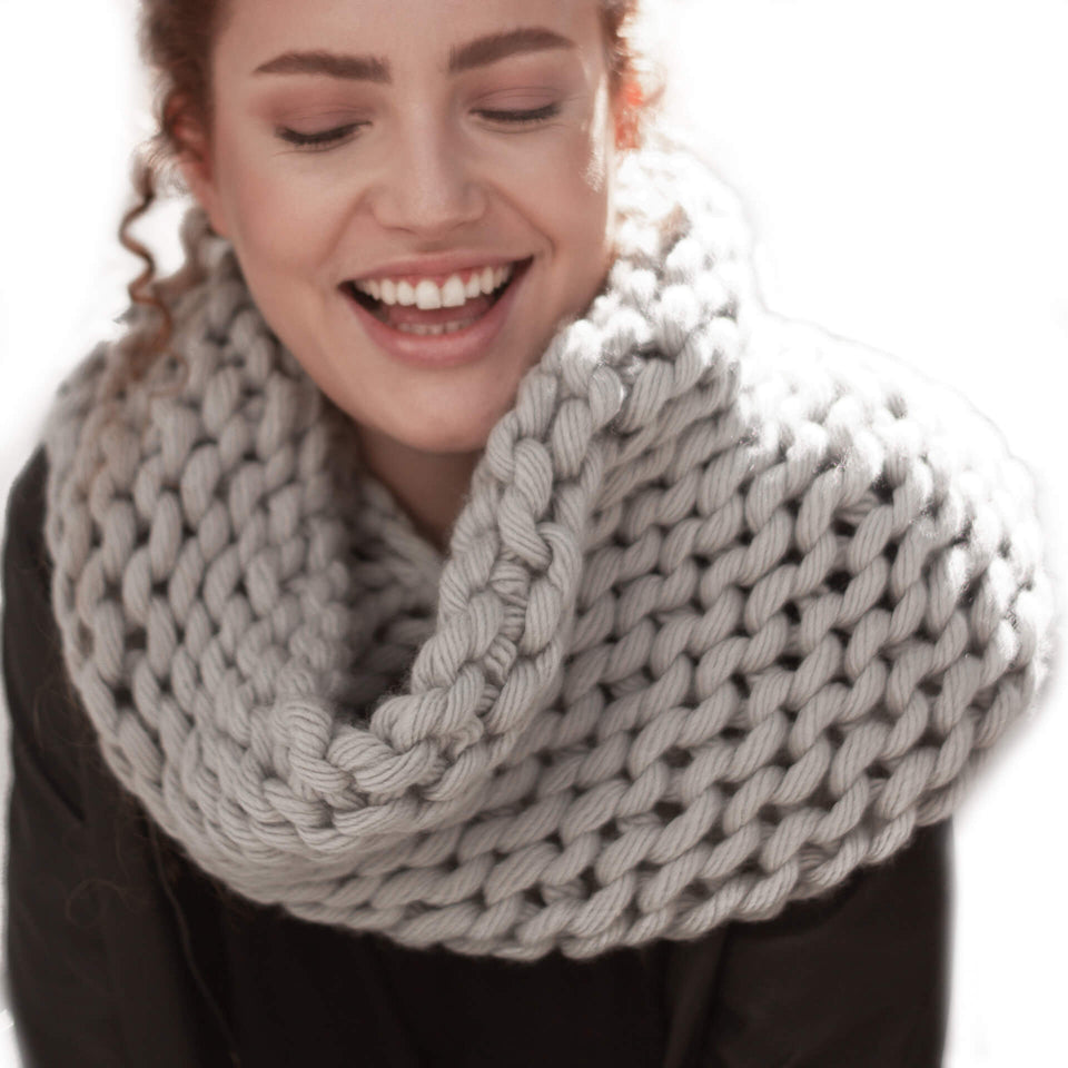 Juana Cowl Knit Kit