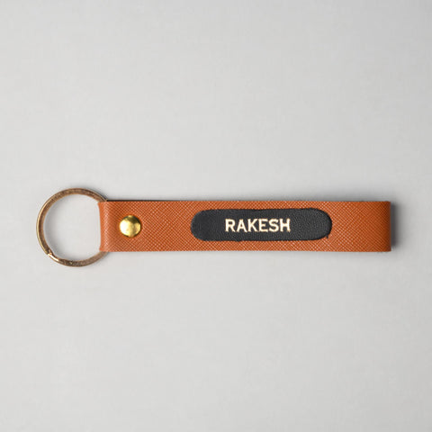 Tanned Keychain