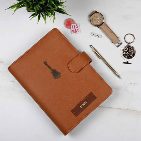 Tanned Planner