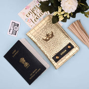 Moonstone Passport Wallet