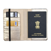 Champagne Passport Cover