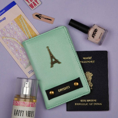 Just Mint Passport Wallet