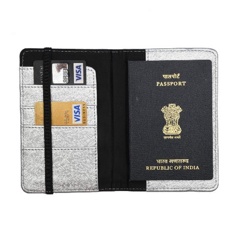 Cloudburst Passport Wallet