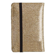 No shed Gold Passport Wallet