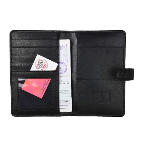 Matt Black Travel Organizer
