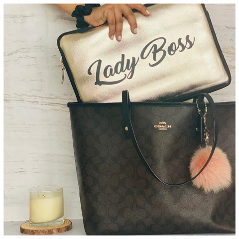 Lady Boss Laptop Sleeve