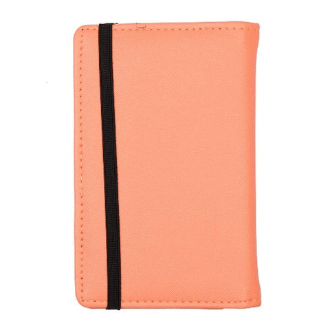Blush Passport Wallet - Tisora Designs