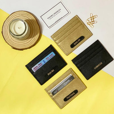 Sleek Card Holder