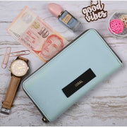 Mint Blue Women's Wallet