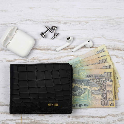 Stealth / Triple Black Men's Wallet