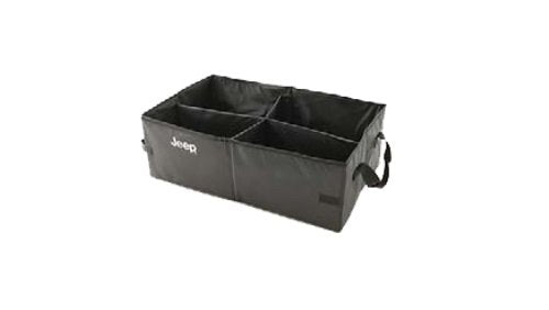 Genuine Jeep Portable Cargo Tote