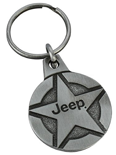 Jeep® Star Key Chain