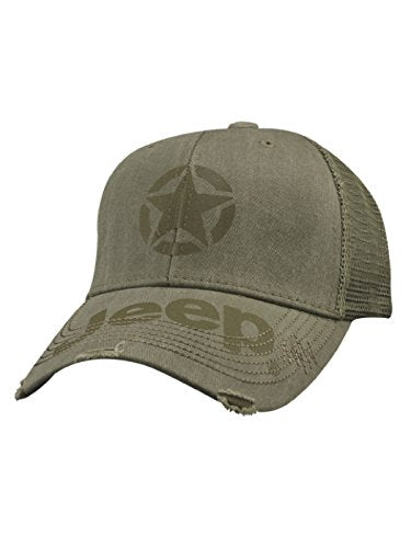 Jeep Star Cap