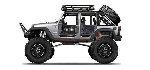 Off-Road Kings Jeep Wrangler Unlimited  Diecast  (1:24 Scale)