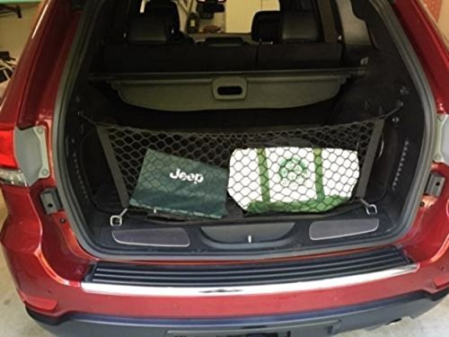 Envelope Trunk Cargo Net For Jeep Grand Cherokee