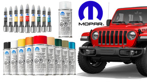 Good Mopar 2018 Jeep JL Wrangler Touch Up Paint Genuine 5 Oz Aerosol Spray Can  Or 4