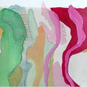Plant Watercolor Class - October 9