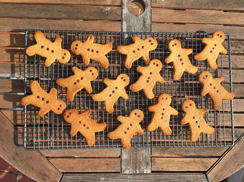 Worlds Greatest Gingerbread Men