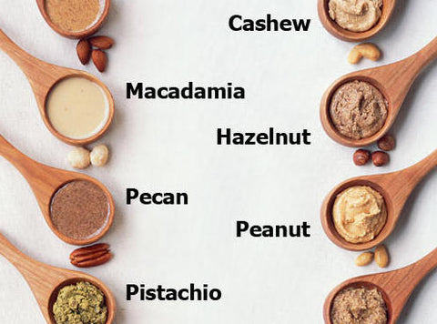 Types of nut butter