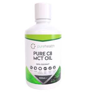 Pure C8 MCT Oil
