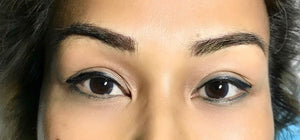 SEMI-PERMANENT EYE LINER