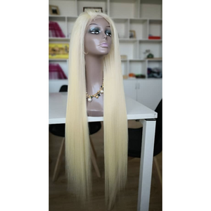 Brazilian Blonde Straight  Wig