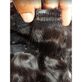 "Cambodian Rare Curly ""Clip-In"" Extensions"