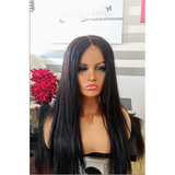 Raw Cambodian Lace Closure Wig - Sarah