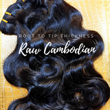 Cambodian Rare Curly Extensions
