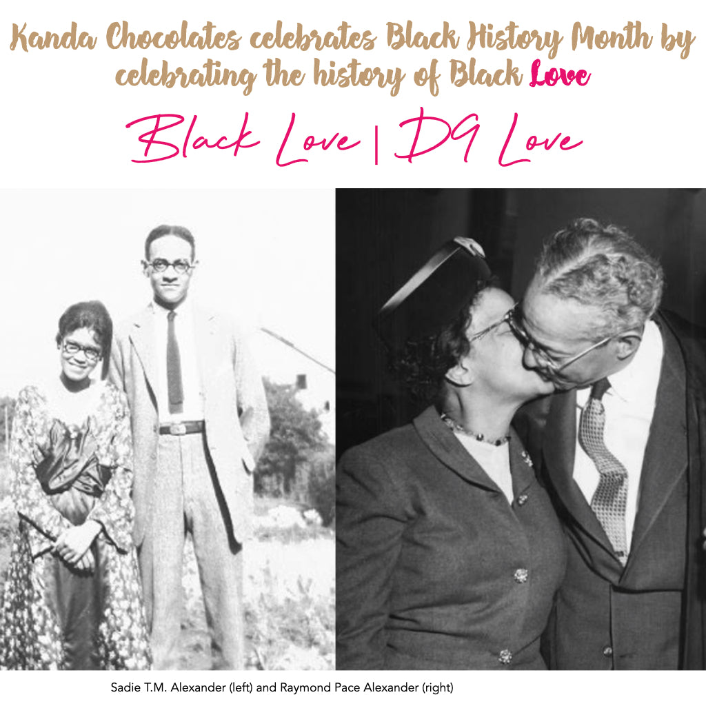 "Today's Black Love History Lesson - ""D9"" Love"