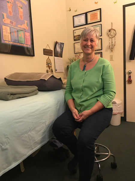 A Q&A with Reiki Practitioner Sharri Gaines