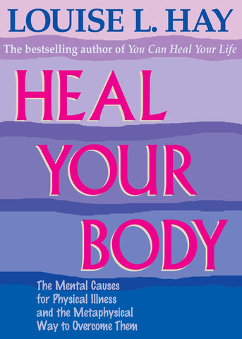 Louise Hay Heal Your Body Amazon