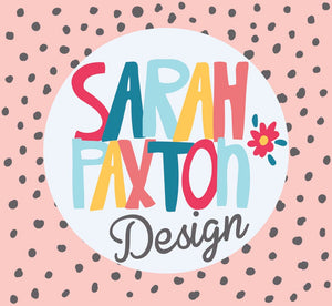 Sarah Paxton | Jungle Collection Personalised Blanket