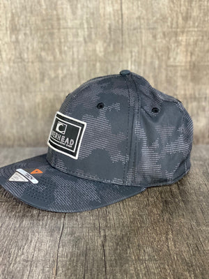 Corpo Patch Trucker in Black Camo