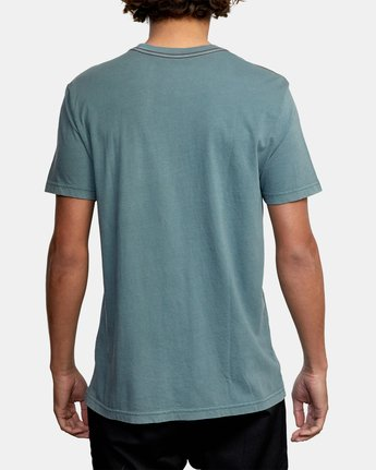 PTC II Pigment Short Sleeve Tee in Balsam Green